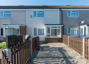 Thumbnail 2 bed terraced house for sale in Dunstan Avenue, Westgate-On-Sea