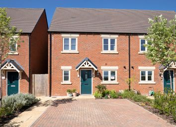 Thumbnail 4 bed semi-detached house for sale in Godfrey Place, Upper Rissington, Cheltenham