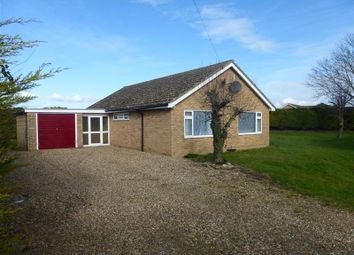 Thumbnail 3 bed bungalow to rent in The Green, West Row, Bury St. Edmunds