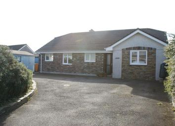 Thumbnail 4 bed bungalow for sale in Delabole, Cornwall