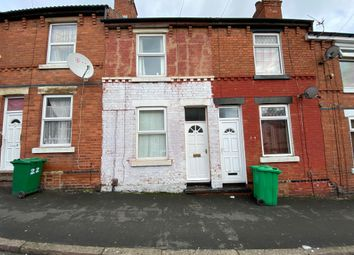 2 bed terraced house for sale in Hazelwood Road, Nottingham NG7