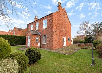 Thumbnail 5 bed detached house for sale in Holly Cottage, Breighton, Selby