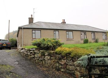 Thumbnail 3 bed semi-detached bungalow to rent in Fernie Mill Cottages, Near Ladybank, Fife