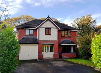 Thumbnail 4 bed detached house to rent in Glenside Drive, Woodley