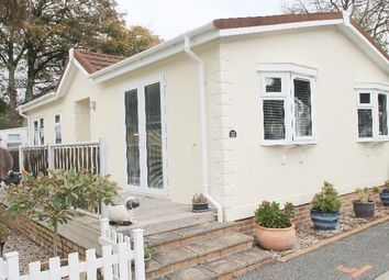Thumbnail 2 bed mobile/park home for sale in Old Rectory Mews, St. Columb