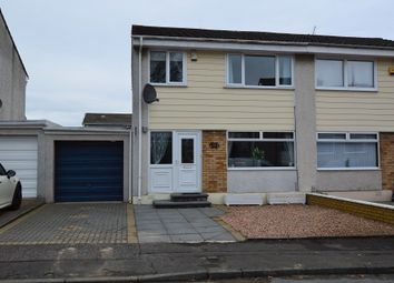 Thumbnail 3 bed property for sale in Hillcrest Avenue, Kirkcaldy