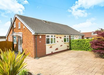Thumbnail 3 bedroom bungalow for sale in Borth Avenue, Offerton, Stockport