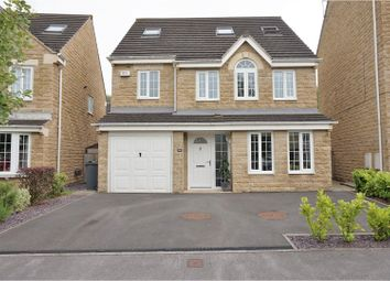 Thumbnail 4 bed detached house for sale in Hanby Close, Huddersfield