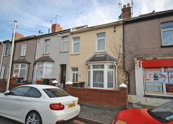 Thumbnail 3 bed terraced house to rent in Attractive Bay-Fronted House, Durham Road, Newport
