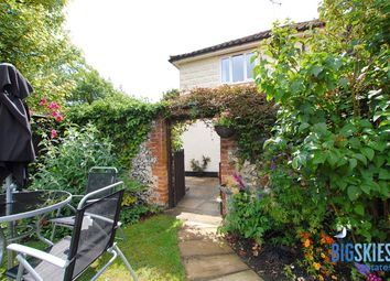 Thumbnail 2 bed cottage for sale in The Street, Lamas, Norwich