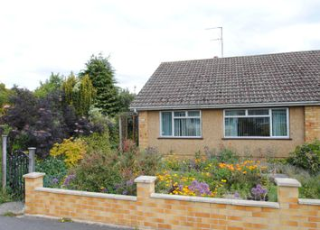 Thumbnail 2 bed semi-detached bungalow for sale in Sandown Road, Bishops Cleeve, Cheltenham