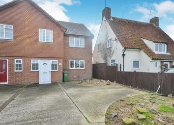 3 bed semi-detached house for sale in Victoria Road, Littlestone, New Romney, Kent TN28