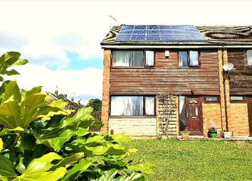 Thumbnail 3 bed end terrace house for sale in Lapwater Road, Greasbrough, Rotherham
