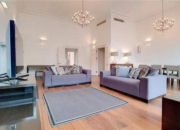 Thumbnail 3 bed flat to rent in Gloucester Place, Marylebone, London