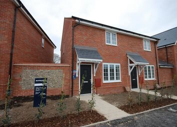 Thumbnail 2 bed end terrace house for sale in Turnham Close, Winslow, Buckinghamshire