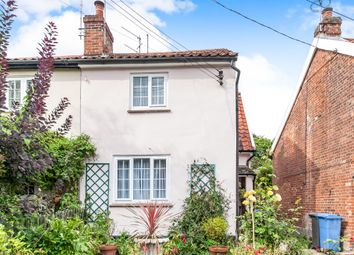 Thumbnail 2 bed end terrace house for sale in The Street, Monks Eleigh, Ipswich