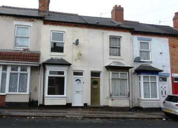 Thumbnail 2 bed terraced house for sale in Blakeland Street, Birmingham, West Midlands
