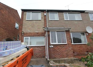 Thumbnail 5 bedroom semi-detached house for sale in Sandstone Avenue, Sheffield, South Yorkshire