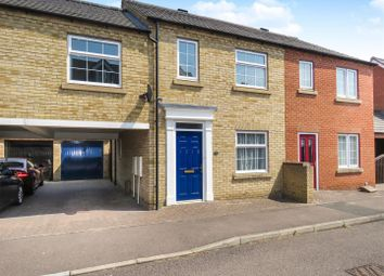 Thumbnail 3 bed terraced house for sale in Bakers Link, Eynesbury, St. Neots