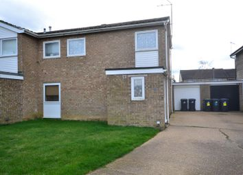 Thumbnail 3 bed semi-detached house to rent in Kirby Cross Avenue, Littleport, Ely