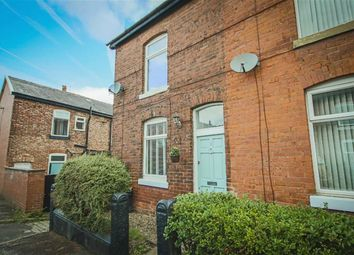 Thumbnail 2 bed end terrace house for sale in Herbert Street, Prestwich, Manchester