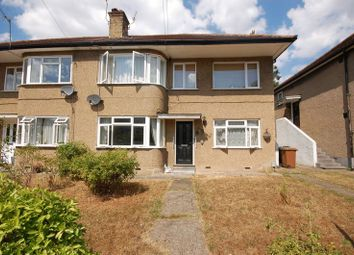 Thumbnail 2 bed flat for sale in West Way, Rickmansworth