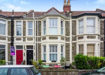 Thumbnail 3 bed terraced house for sale in Monk Road, Bristol