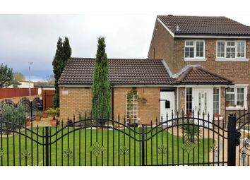 Thumbnail 3 bed link-detached house for sale in Cumbria Close, Houghton Regis