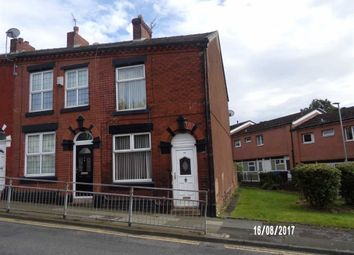 Thumbnail 2 bed end terrace house to rent in Union Road, Ashton-Under-Lyne