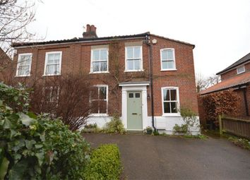Thumbnail 4 bed semi-detached house for sale in Ash Grove, Norwich