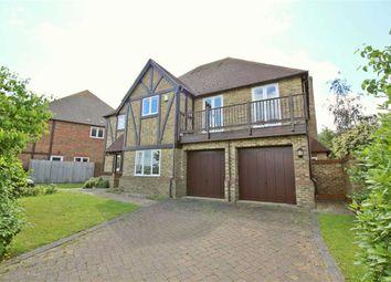Thumbnail 5 bed detached house to rent in Shallowford Grove, Furzton, Milton Keynes
