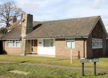 Thumbnail 4 bed bungalow to rent in Masons Field, Mannings Heath, Horsham