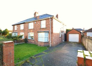 Thumbnail 4 bed semi-detached house for sale in Poplar Grove, St. Helens