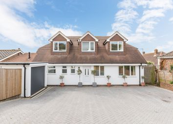 Thumbnail 6 bed detached bungalow for sale in Fairview Road, Lancing