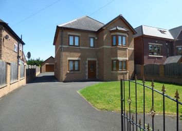 Thumbnail 5 bed detached house for sale in Withington Road, Manchester
