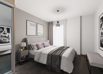 "Thumbnail 1 bed flat for sale in ""Hyde Apartments"" at Meadowlark House Moorhen Drive, Hendon, London"