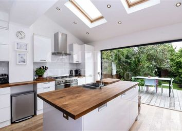 Thumbnail 3 bed terraced house for sale in Hanover Road, Kensal Rise, London