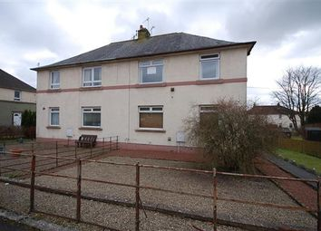 Thumbnail 1 bed flat for sale in Merksworth Avenue, Dalry