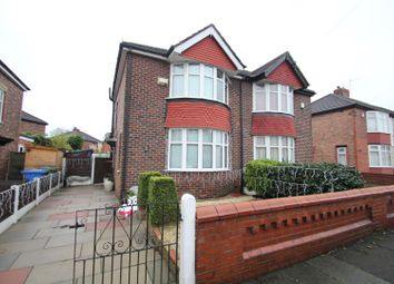 Thumbnail 2 bed semi-detached house for sale in Haig Road, Stretford, Manchester