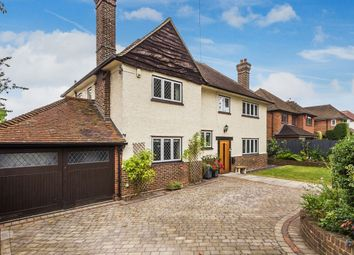 Thumbnail 5 bedroom detached house for sale in Upland Road, Sutton