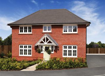 Thumbnail Detached house for sale in Abbeyfields, Middlewich Road, Sandbach