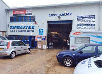 Thumbnail Parking/garage for sale in Unit 1, William Street Trading Estate, Brighton