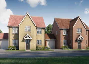Thumbnail 4 bed detached house for sale in Four Elms Place, Chattenden, Rochester, Kent