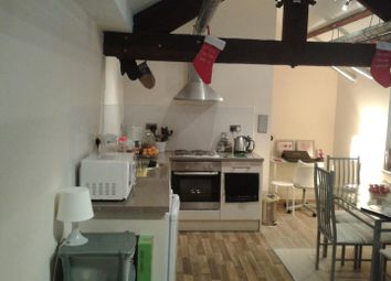 Thumbnail 1 bed flat to rent in Gibson Works, St. Marys Road, Sheffield