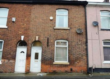 Thumbnail 2 bed terraced house to rent in Fairfield Road, Droylsden, Manchester