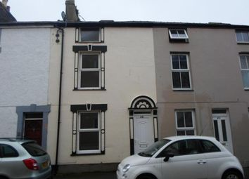 Thumbnail 3 bed terraced house to rent in 48, Chapel Street, Caernarfon