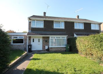 Thumbnail 3 bed semi-detached house for sale in Downland Close, Nailsea, North Somerset
