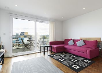 Thumbnail 1 bed flat to rent in Wharf Street, London