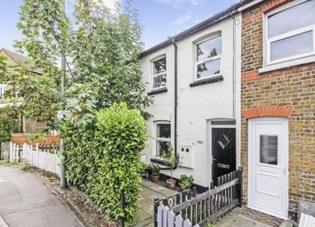 Thumbnail 2 bed terraced house for sale in Homesdale Road, Bickley, Bromley