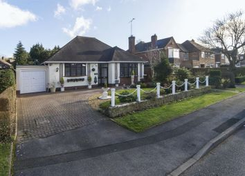 Thumbnail 2 bed detached bungalow for sale in Foley Avenue, Tettenhall Wood, Wolverhampton